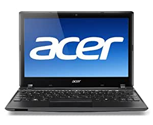 Acer Aspire One AO756-2641 11.6-Inch Laptop (1.1 GHz Intel Celeron Processor 847, 2GB DDR3, 320GB HDD, Windows 8) Ash Black