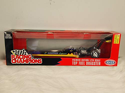 1996 Premier Edition 1/24 Scale Top Fuel Dragster Hot Rod Faller Montana Express