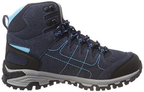 Azul Türkis de Rise Bruetting Zapatos Marine Mujer Senderismo Türkis Mount Marine para High Shasta qzwAwg