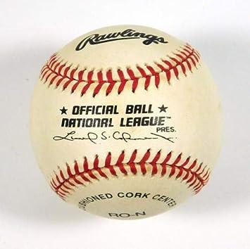 Balls Al Oliver Signed Onl Baseball Auto Da029968 Autographs-original