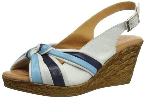 Griffith Park JLP002 - Sandalias de vestir Mujer Blue