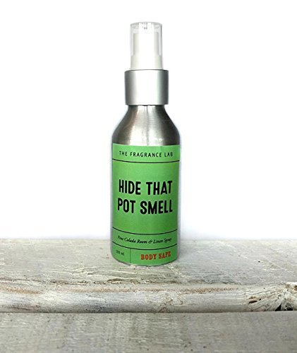 Room & Linen Spray -Hide that Pot Smell Pina Colada Scented   The Fragrance Lab