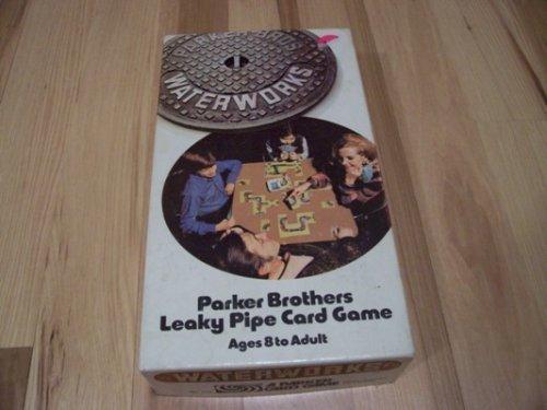 Waterworks Water Works Card Game 1972 Edition (Waterworks Game)