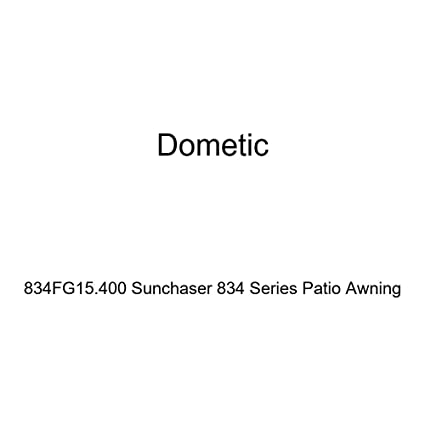 Dometic 834FG15 400 Sunchaser 834 Series Patio Awning