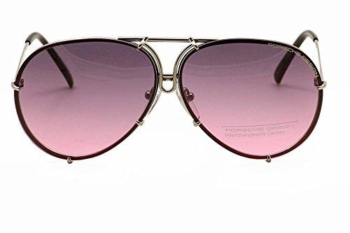 ad64723072c Porsche Design Sonnenbrille (P8478 M 60)  Amazon.co.uk  Clothing