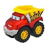 chuck truck tonka - Tonka Chuck & Friends Chuck The Dump Truck Twist Trax