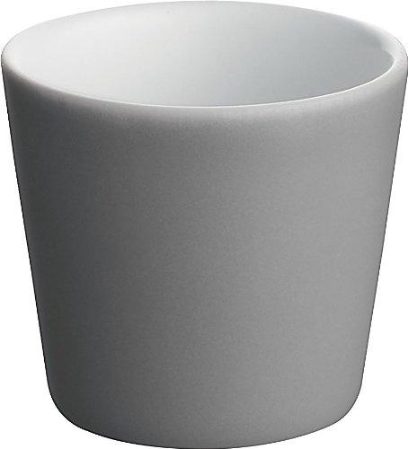 Alessi DC03/76 DG Tonale Mocha Cup, Dark Grey