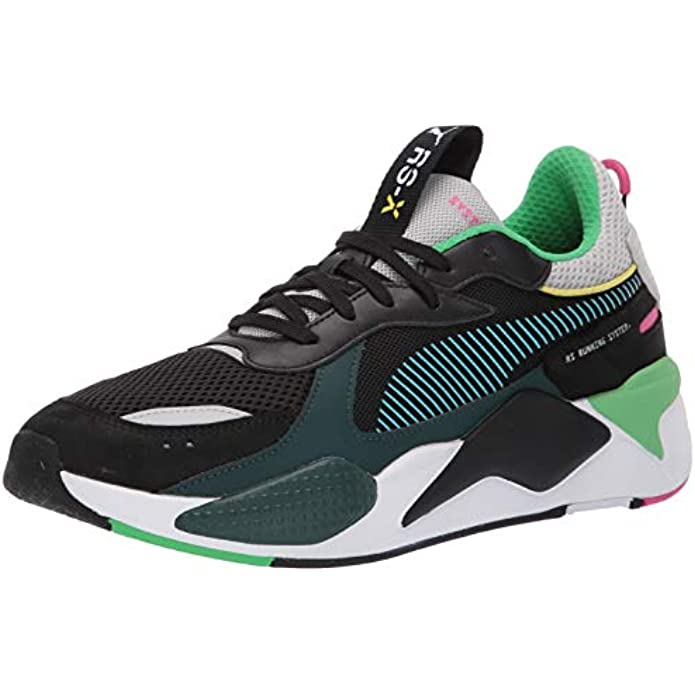 PUMA Mens RS-X Toys Gym Exercise Sneakers