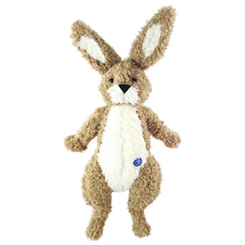 ToySharing Stuffed Bunny Animals Lovely Baby Rabbit Floppy Ears Cuddly Large Plush Toy Giant Fluffy Durable Soft Easter Gifts for Kids (Stuffed Easter Rabbits)
