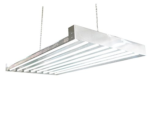 T5 Grow Light 4ft 8lamps Dl8408 Ho Fluorescent