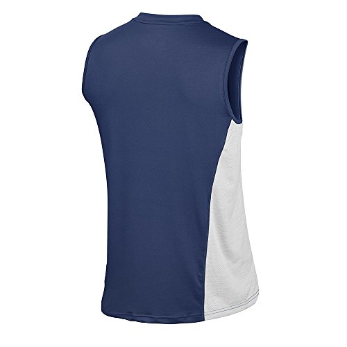 Arctic Cool Men's Sleeveless Instant Cooling Shirt with Mesh Side Panels