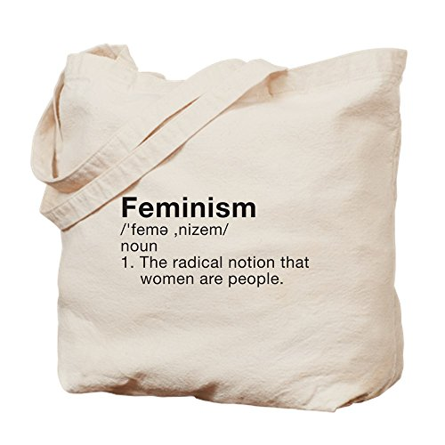 Bag Bag CafePress Canvas Shopping Feminism Cloth Definition Tote Natural qp6XwOS