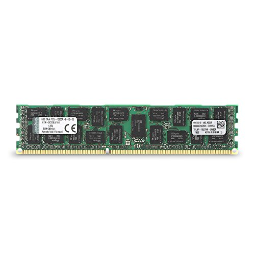 Kingston 16GB 1333MHz DDR3 PC3-10666 Reg ECC Low Voltage DIMM Memory for IBM Servers KTM-SX313LV/16G