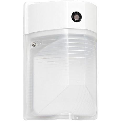 Morris 71524 17W 5000K LED Designer Mini Wall Pack 5000 Lm 120V White