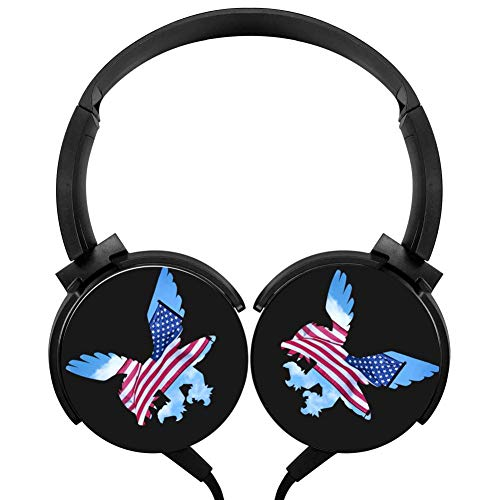 Braviary Used Brave Bird Stereo Headphone Wired Headset Over-Ear Earphones (Bravo Headphones Earphones)