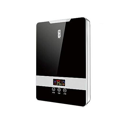 Calentador de Agua instantáneo - Cocina casera 5.5KW frecuencia de conversión de Temperatura Constante Calentamiento