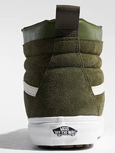 Alti Vans Sk8 Unisex Green Sneakers hi adulto naqRq1U0w
