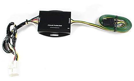 Amazon com: Rigid Hitch T-Connector - Flat 4 Plug - Fits