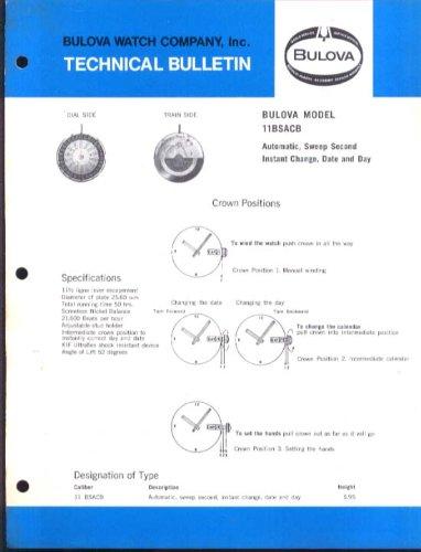 bulova-11sacb-watch-tech-bulletin-1974