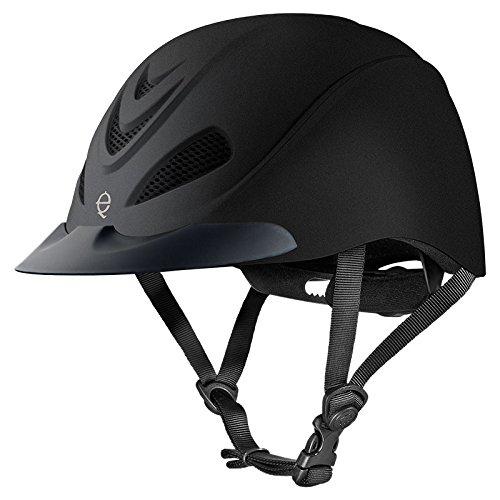 (Troxel Liberty Duratec Helmet, Black, Small )