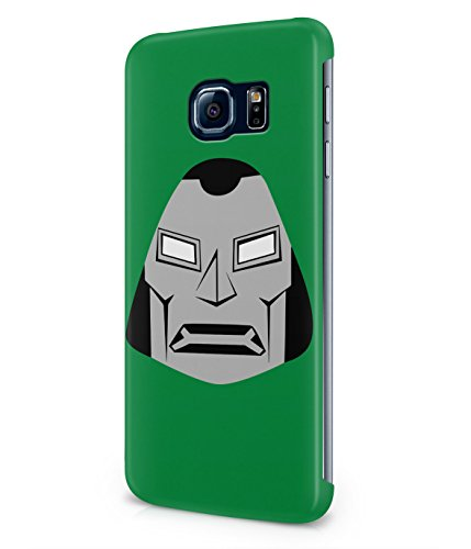 Doctor Doom Marvel Hero Plastic Snap-On Case Cover Shell For Samsung Galaxy S6 EDGE