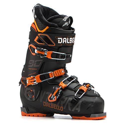 Dalbello Panterra 90 Ski Boots - 28.5/Black-Orange Dalbello Alpine Ski Boots