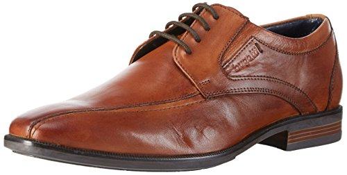 bugattiR30021W - Derby Hombre Marrón - marrón (cognac 644)