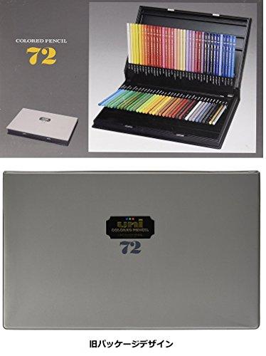 Mitsubishi Pencil Uni Colored Pencils 72 Colors Set by Mitsubishi Pencil Co., Ltd. (Image #9)