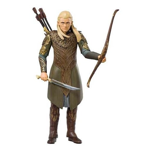Legolas Greenleaf Tolkien Elf Figure The Bridge Direct