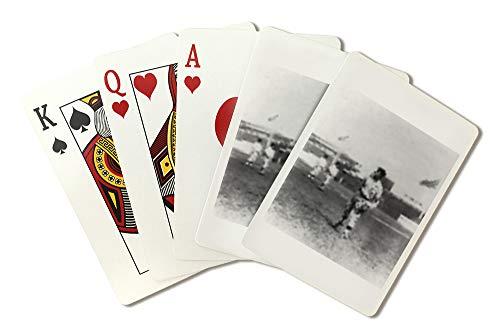 Christy Mathewson, NY Giants, Baseball Photo #5 (Playing Card Deck - 52 Card Poker Size with Jokers)