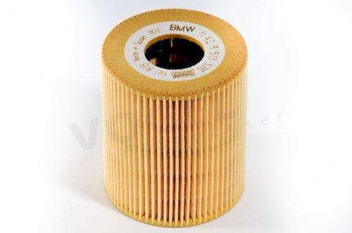Genuine BMW E38 E39 E46 Sedan Wagon Oil Filter Kit OEM 11428513375
