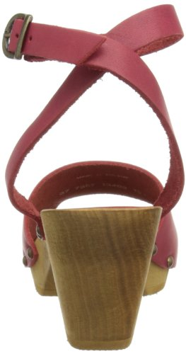 Sanita Womens Yara Flex Sandal Sandals Red KUglm