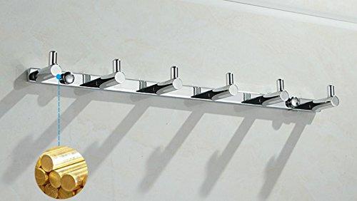Solid hook/Door coat hook/row hook/Hook-C