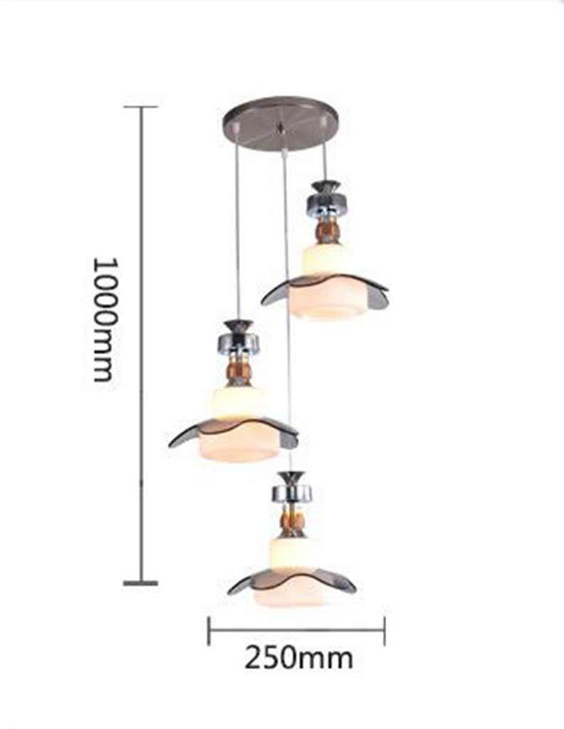 Moderner Kronleuchter Home Restaurant Kronleuchter Leselampe Bar Lampe E27 (Farbe  2)