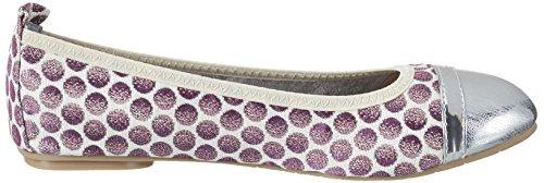 Ballet 22111 Comb 555 Purple lavender Flats Women''s Tamaris qEwaHxW