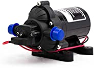Automatic Diaphragm Water Preassure Pump 12V 3.5 Gpm – Boat, Rv, Agricultural. Five Oceans (BC 3605)