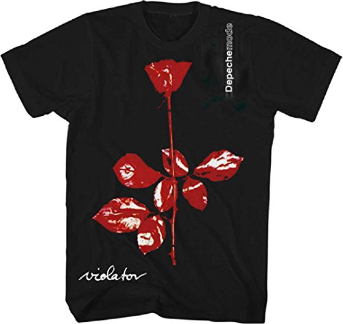 Apparel Depeche Mode Violator Men's T-Shirt Black