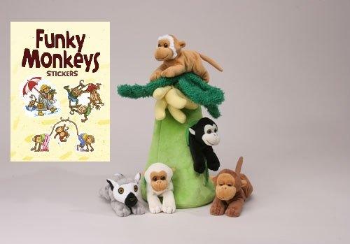 Animal Lemur Monkey - Unipak 12