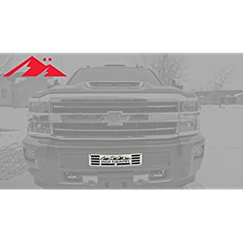 Amazon.com: Mountains2Metal HIGH Country Edition Brushed Stainless Finish Compatible with 2015 ...