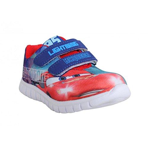 Zapatillas deporte de Niño DISNEY 2300-609 AZUL