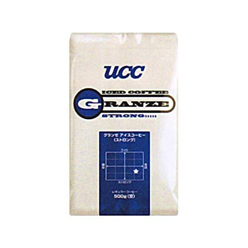 UCC上島珈琲 UCCグランゼストロングアイスコーヒー豆AP500g 12袋入り UCC301191000 フード ドリンク スイーツ コーヒー コーヒー豆 14067381 [並行輸入品] B07MV8GYRV