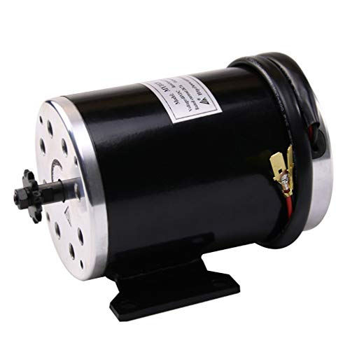 JCMOTO Brushed Motor 48v 1000w For Electric Scooter Go Kart E Bike ATV Moped Mini Bikes