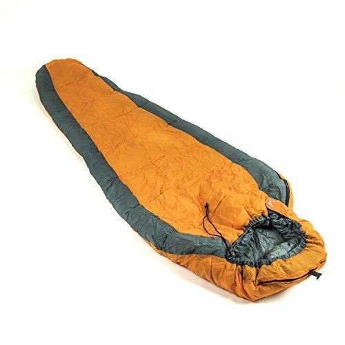 Stuffing Synthetic Sleeping Bags - 9