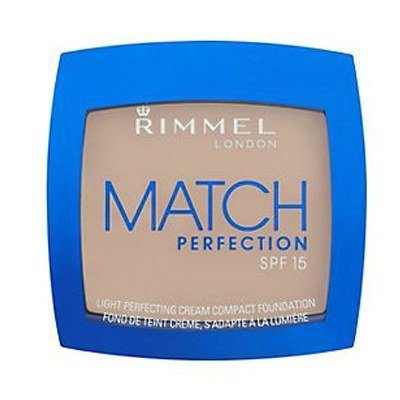 Match Perfection Compact Foundation Cream 303 True Nude by Rimmel