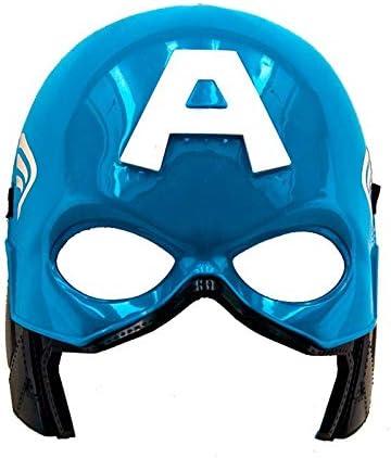 DISBACANAL Careta Capitán América: Amazon.es: Juguetes y juegos