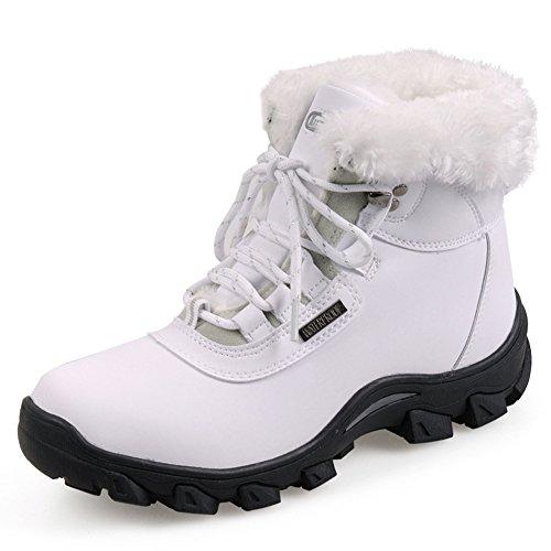 Damer Vintern Varm Snö Sneakers 6,5 Oss