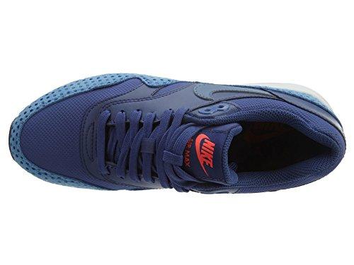 Nike Womens Air Max 1 Ultra Essentials Dk Prpl Dst / Ocn Fg / Lyl Bl / Brgh Scarpa Da Corsa 5.5 Donne Us