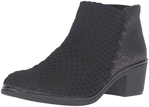 STEVEN by Steve Madden Womens Penga Closed Toe Classic, Black/Multi, Size 5.0