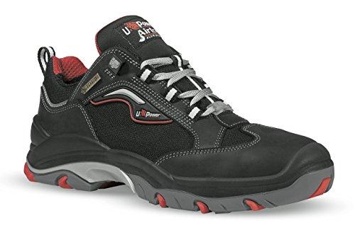 Chaussures de Sécurité Souple Cuir avec Inserts en Condura Led Gtx S3 WR SRC U-Power