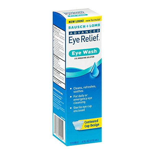 Bausch amp;amp; Lomb Eye Wash - For Irritated Eyes Bausch And Lomb Eye Wash